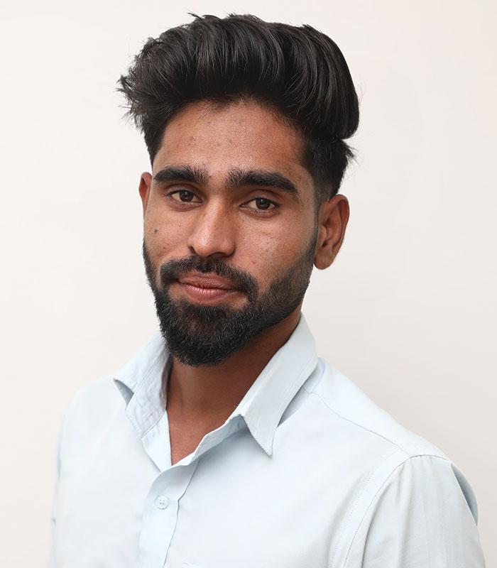 Ashwin Rahane