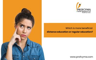 Which is more beneficial: distance education or regular education?